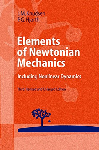 Elements of Newtonian Mechanics: Including Nonlinear Dynamics