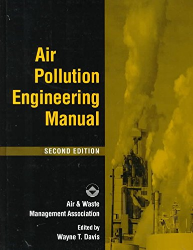 [(Air Pollution Engineering Manual)] [By (author) Air & Waste Management Association ] published on (April, 2000)