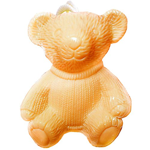Scented Teddy on a Rope Soap | 100% Vegetable Oil Based | Fun In a Bath Gift | Suitable for Children