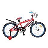 #4: Brooks RallySport 20 Bike, Kids One Size (Red/White)