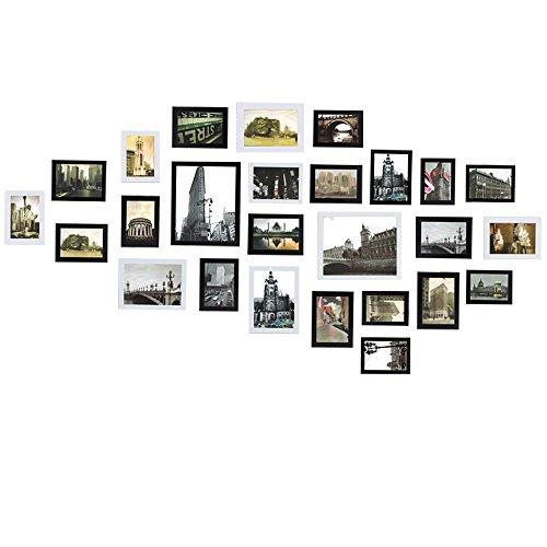 upgraded-visionsungle-conjunto-de-marcos-de-fotos-de-madera-para-26-fotos-montado-en-la-pared-negro-