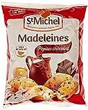 St Michel Madeleines Pépites de Chocolat 400 g - Lot de 6