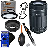 Canon EF-S 55-250mm F4-5.6 IS STM Lens f...