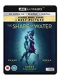 The Shape of Water [4K UHD + Blu-ray + Digital HD] [2018]
