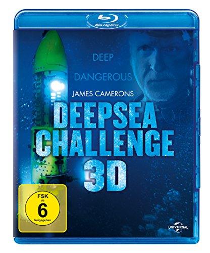 James Cameron's Deepsea Challenge 3D (Blu-ray 3D)