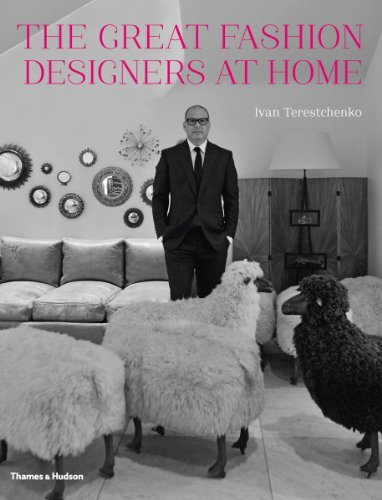 The Great Fashion Designers at Home by Ivan Terestchenko (2013-11-11)