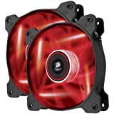 Corsair Air Series AF120-LED Quiet Edition High Airflow LED Fan