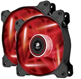 Corsair Air Series AF120-LED Quiet Edition High Airflow LED Fan, 120 mm