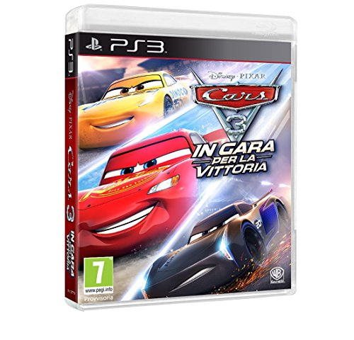 Foto Cars 3 - PlayStation 3