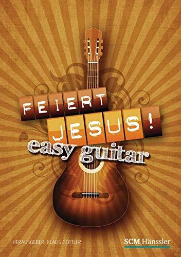 Feiert Jesus! easy guitar