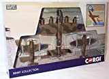 corgi classic battle of britain july - october 1940 BBMF set diecast model