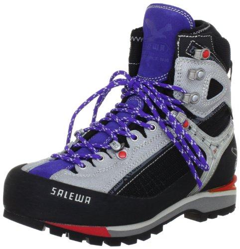 SALEWA WS RAVEN COMBI GTX (M), Damen Trekking- & Wanderstiefel, Grau (0902 Lilac/Grey), 39 EU (6 Damen UK) -