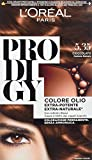 L'Oréal Paris Prodigy Colorazione Permanente, 5.35 Cioccolato Castano Ramato