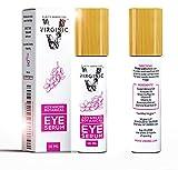 Best Eye Cream For Puffy Eyes - Organic Eye Serum Cream Treatment for Dark Circles Review
