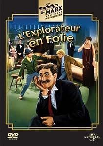 L'explorateur en folie [Edizione: Francia]