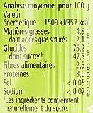 Hipp Biologique Barres Pommes Bananes et Céréales dès 12 mois - 20 barres de 25 g