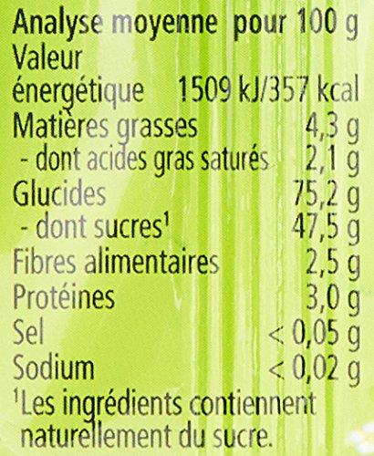 Hipp Biologique Barres Pommes Bananes et Céréales dès 12 mois - 20 sachets de 25 g
