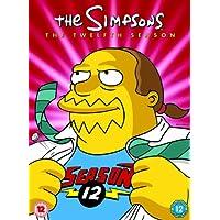 The Simpsons - Season 12 - Complete