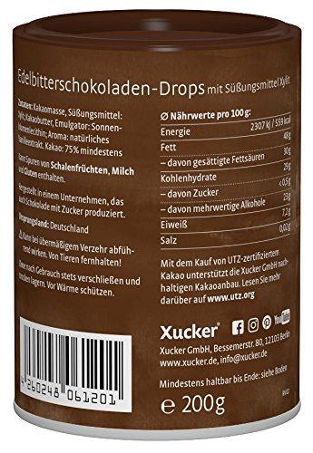 Xucker – Schoko-Drops Probierset (2 x 200g) - 3