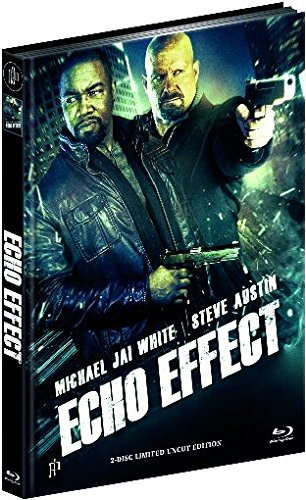 Echo Effect (Chain of Command) - Uncut/Mediabook (+ DVD) [Blu-ray] [Limited Edition]