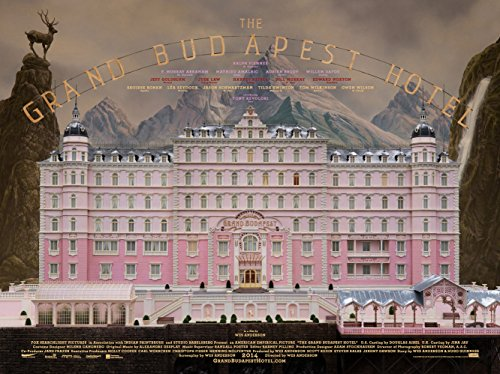 The Grand Budapest Hotel Movie, Film Affiche, Poster in sizesÊ
