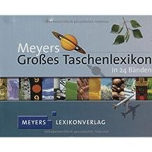 Meyers Großes Taschenlexikon in 24 Bänden