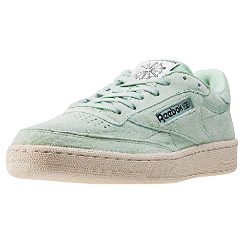 reebok-club-c-85-pastels-unisex-trainers-mint-10-uk
