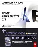 After Effects CS 5.5 + formation vidéo2brain...