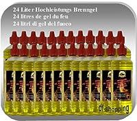 24 Liter High Performance Gel Fuel