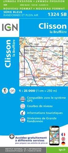 1324SB CLISSON LA BRUFFIERE par Collectif