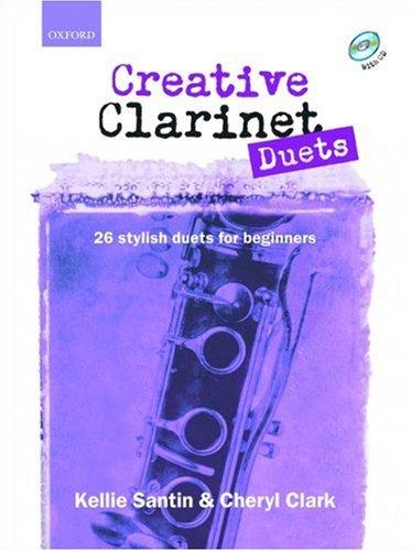 Creative Clarinet Duets + CD