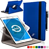 Forefront Cases Samsung Galaxy Tab E 9.6 Rotatif Étui Housse Coque Case Cover Stand...