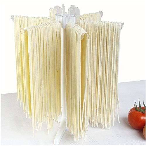 Upspirit Green Pasta Drying Rack Noodles Dryer Cooking Tools Food Material Plastic Spaghetti Drying Holder by Upspirit
