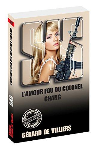 SAS 138 L'amour fou du colonel Chang