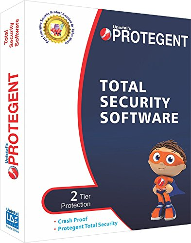 Protegent Total Security with Data Recovery Software 3 PC/1 Yr....