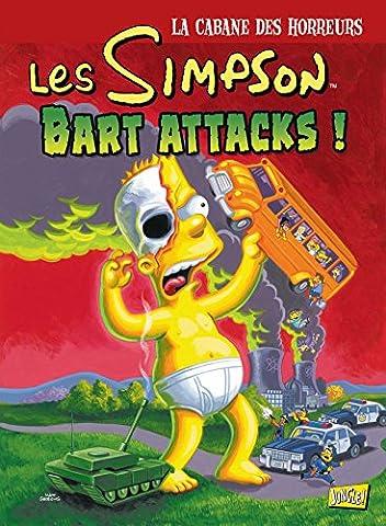 Les Simpson - La cabane des horreurs, Tome 7