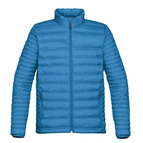 Stormtech Men's Basecamp thermal jacket Electric Blue