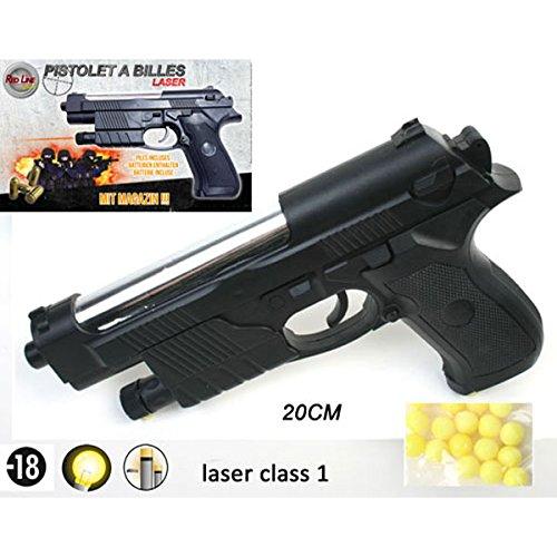Red line Series 50606-Pistolet à billes 6mm- 0.5 Joule -Couleur no