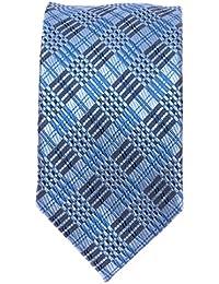 Schmale Krawatte karo gestreift Seidenkrawatte Modelle Auswahl