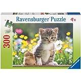 Ravensburger 13064 - Niedliche Freunde - 300 Teile Puzzle
