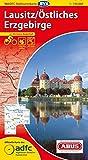 ADFC-Radtourenkarte 14 Lausitz /Östliches Erzgebirge 1:150.000, reiß- und wetterfest, GPS-Tracks Download und Online-Begleitheft (ADFC-Radtourenkarte 1:150000)