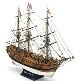 Mamoli - Modello kit barca BOUNTY Wooden ship model kit scala 1:64 - DUS_MV39