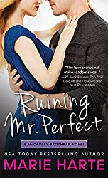 Ruining Mr. Perfect (McCauley Brothers) by Marie Harte (2014-10-07)