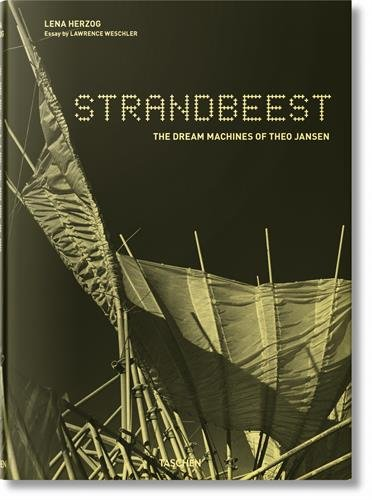 fo-Lena Herzog - Strandbeests - the dream machines of theo jansen par Lena Herzog