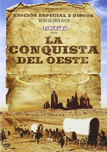 La conquista del oeste (Edición especial) [DVD]