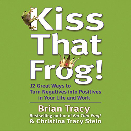 Kiss That Frog!  Audiolibri