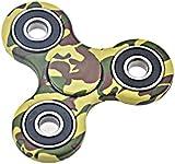tri-spinner juguete estrés reductor, híbrido de cerámica rodamientos non-3d impreso Fidget Spinner para autismo y la hiperactividad infantil/adulto Funny Anti Estrés juguetes