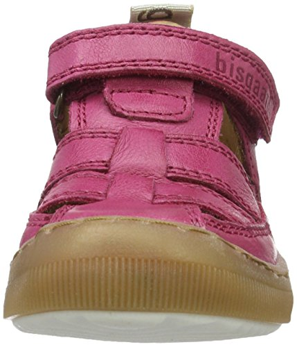 Bisgaard Sandalen, Sandales  Bout ouvert mixte enfant Pink (4001 Pink)