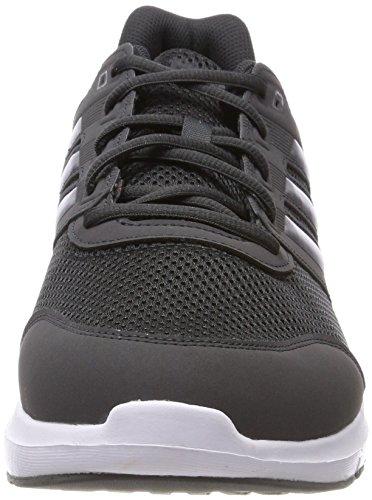 adidas Duramo Lite 2.0 M, Scarpe Running Uomo Nero (Carbon/core Black 0)