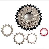 Lykke. Fahrrad 10 Geschwindigkeit Kassette Fahrradkomponenten Teile Radfahren Ausrüstung Fit für BMX MTB Mountainbike Rennrad